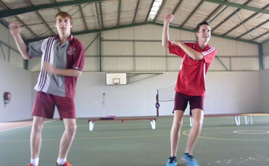 YEAR 8 HPE – So You Think You Can Dance!